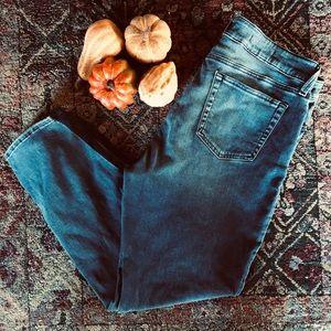 NYDJ Sheri Slim Ankle Jeans Worn Once!
